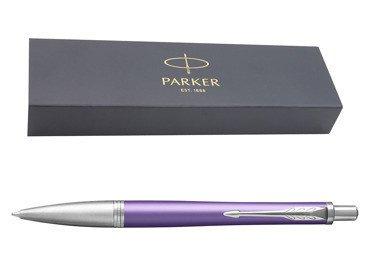 Parker Urban Premium Długopis Violet Grawer