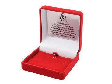 Pudełko etui dedykacja zdjęcie biżuteria grawer