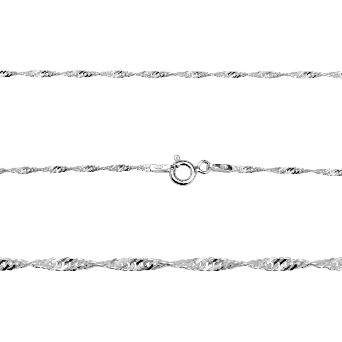 Srebrny wisiorek  pr. 925 serce z rubinową cyrkonią DEDYKACJA