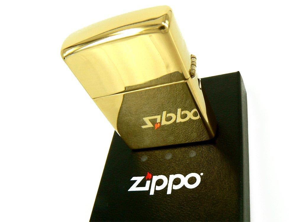 Zapalniczka ZIPPO 254 B High Polish Brass GRAWER