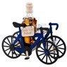 Komplet 7-częściowy Karafka i kieliszki Rower kolarski z Grawerem 2