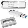 Pendrive chrom 16 GB Pamięć USB prezent z GRAWEREM 5