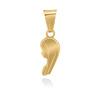 Złoty medalik z Matką Boską pr. 585 Pamiątka Chrzest Święty Komunia Bierzmowanie  1